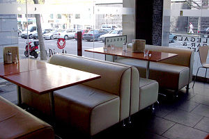 Legals Cafe and Bar - Restaurants Sydney
