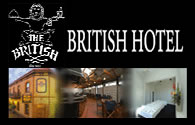 British Hotel - Restaurants Sydney