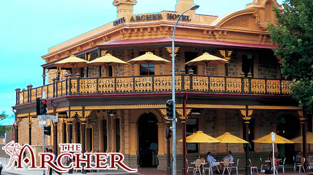 Archer Hotel - Restaurants Sydney