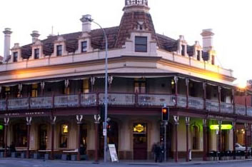 The Stag Hotel - Restaurants Sydney