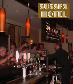 Sussex Hotel - Restaurants Sydney