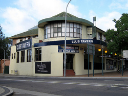 Railway Hotel - Restaurants Sydney