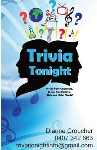 Trivia Tonight - Restaurants Sydney