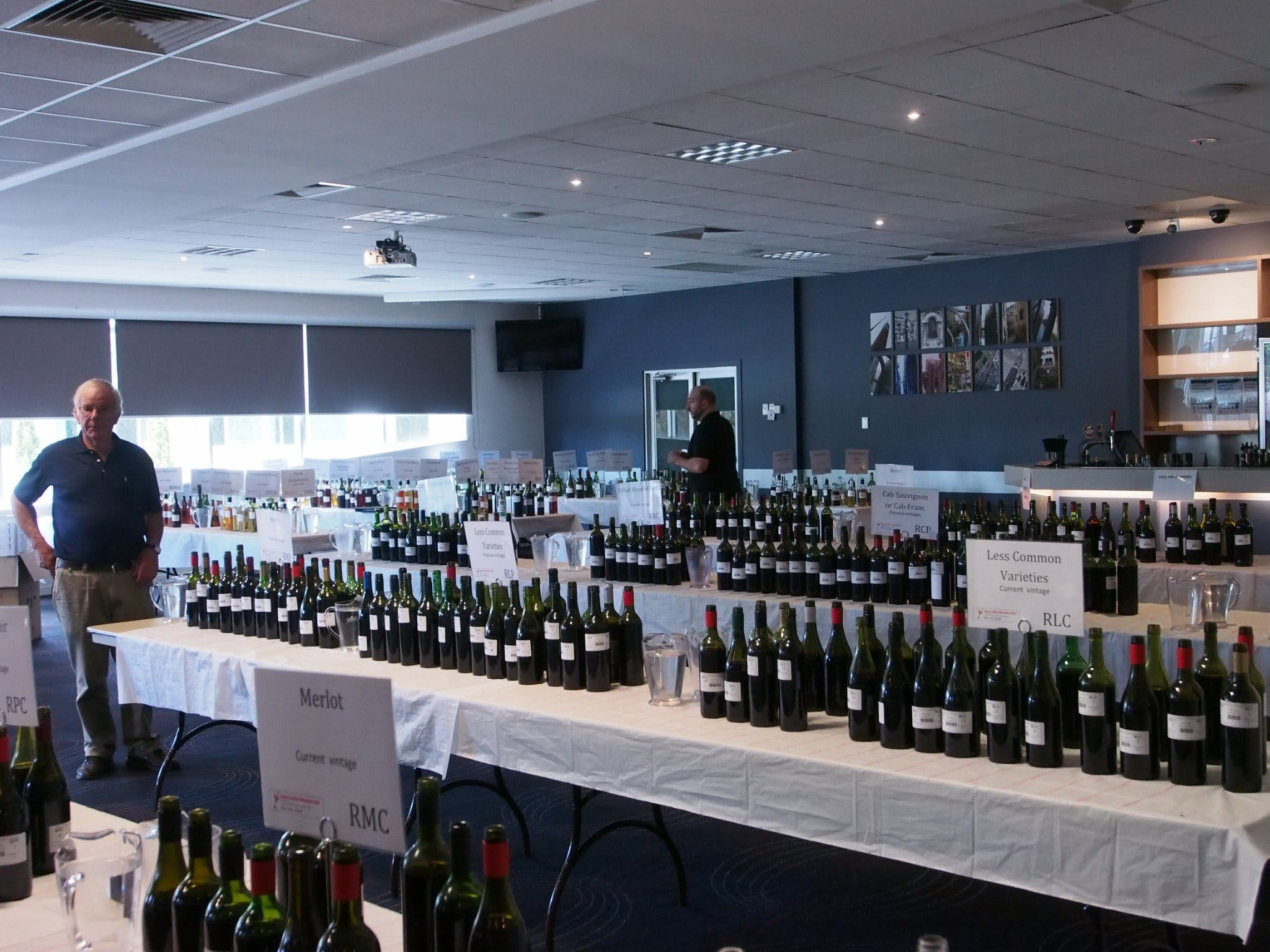 Eltham and District Wine Guild Annual Wine Show - 51st Annual Show - Restaurants Sydney