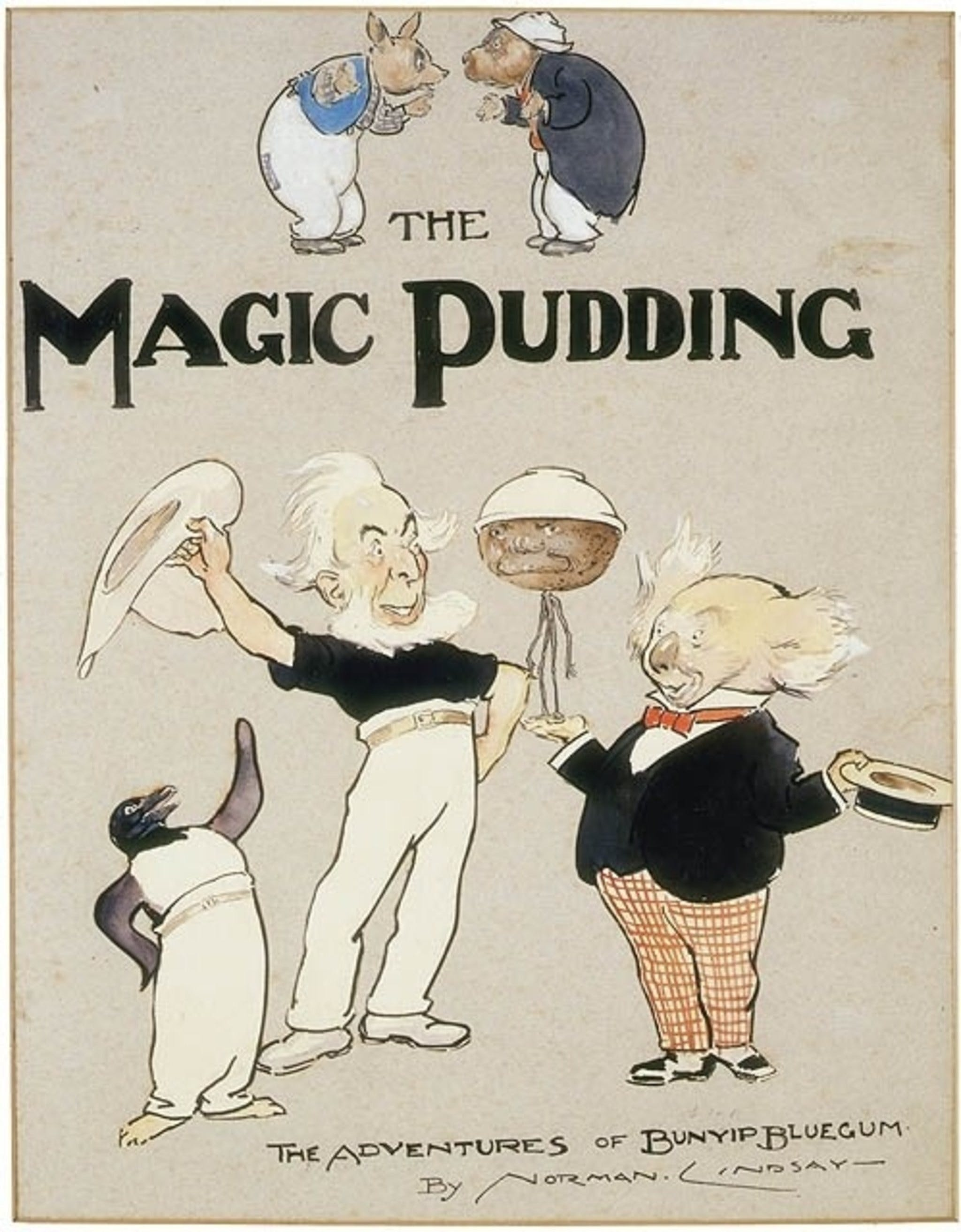 Puddin' Day at Norman Lindsay Gallery - Restaurants Sydney