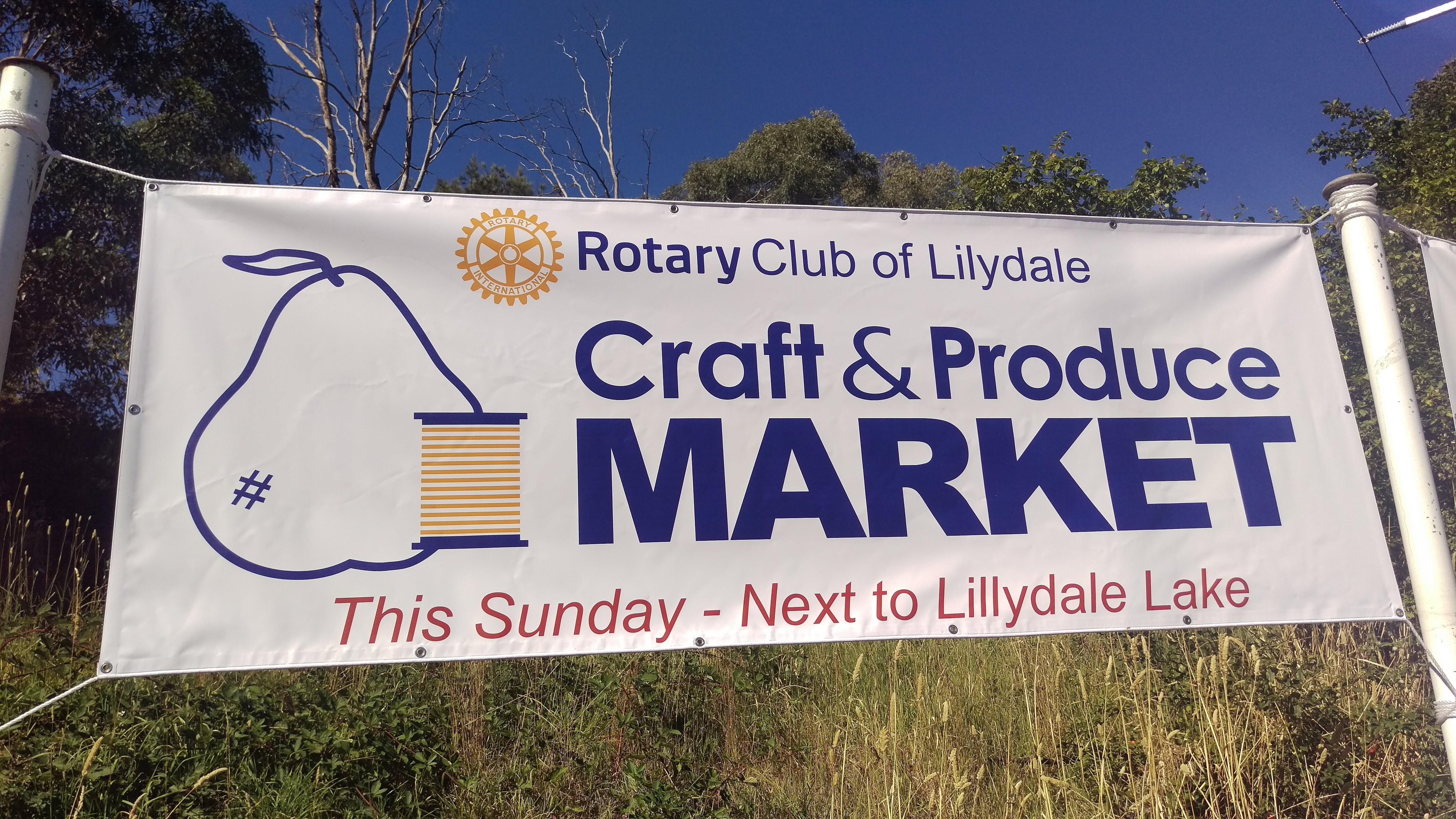 Rotary Club of Lilydale Craft and Produce Market - Restaurants Sydney