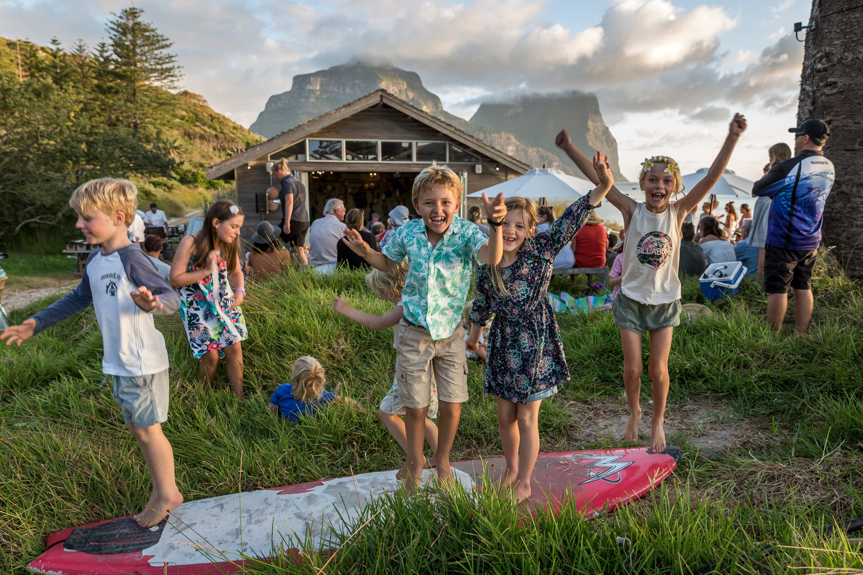 Spring Festival of Lord Howe Island - Restaurants Sydney