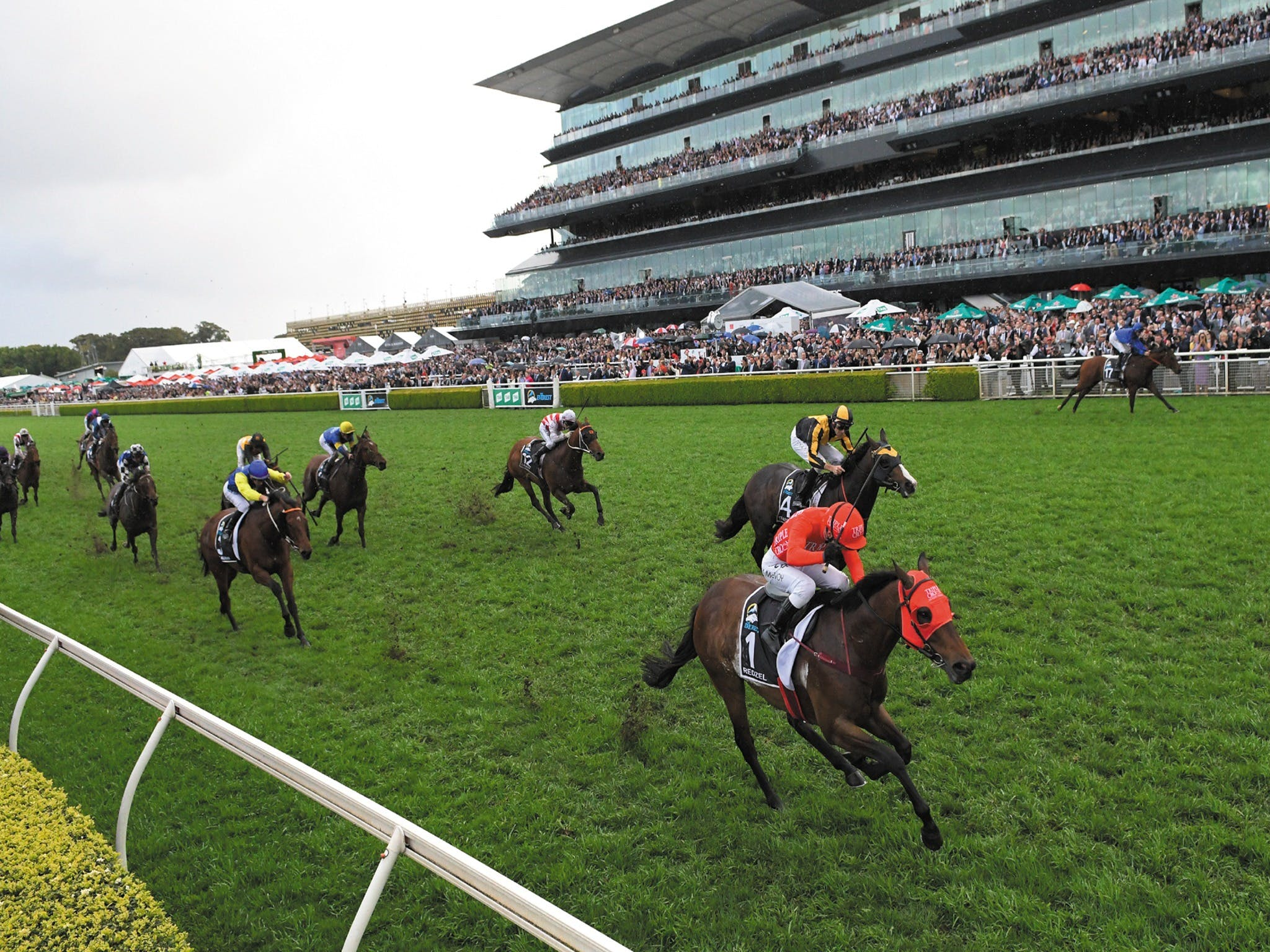 The TAB Everest The Worlds Richest Race On Turf - Restaurants Sydney