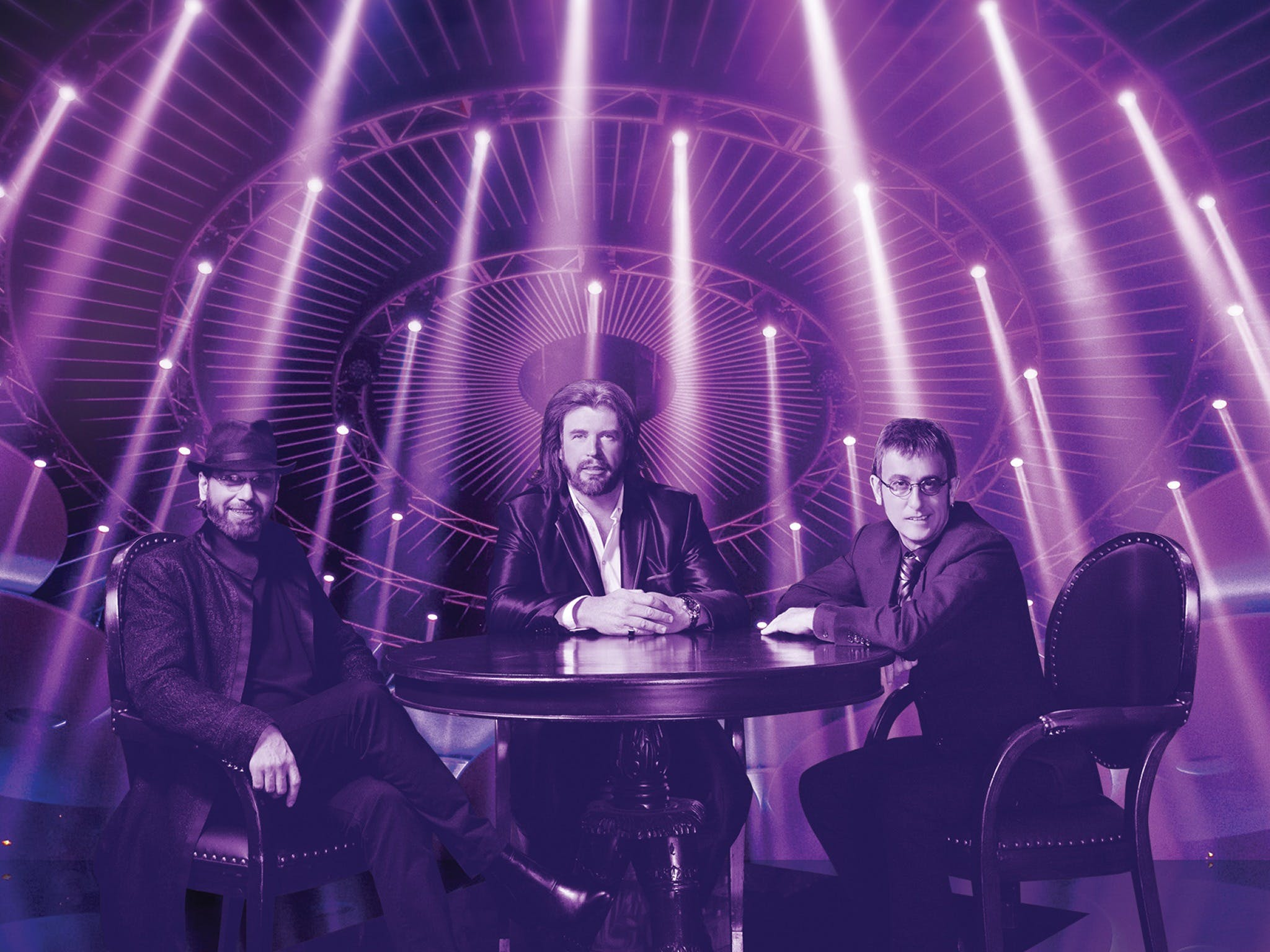The Australian Bee Gees Show - 25th Anniversary Tour - Wodonga - Restaurants Sydney