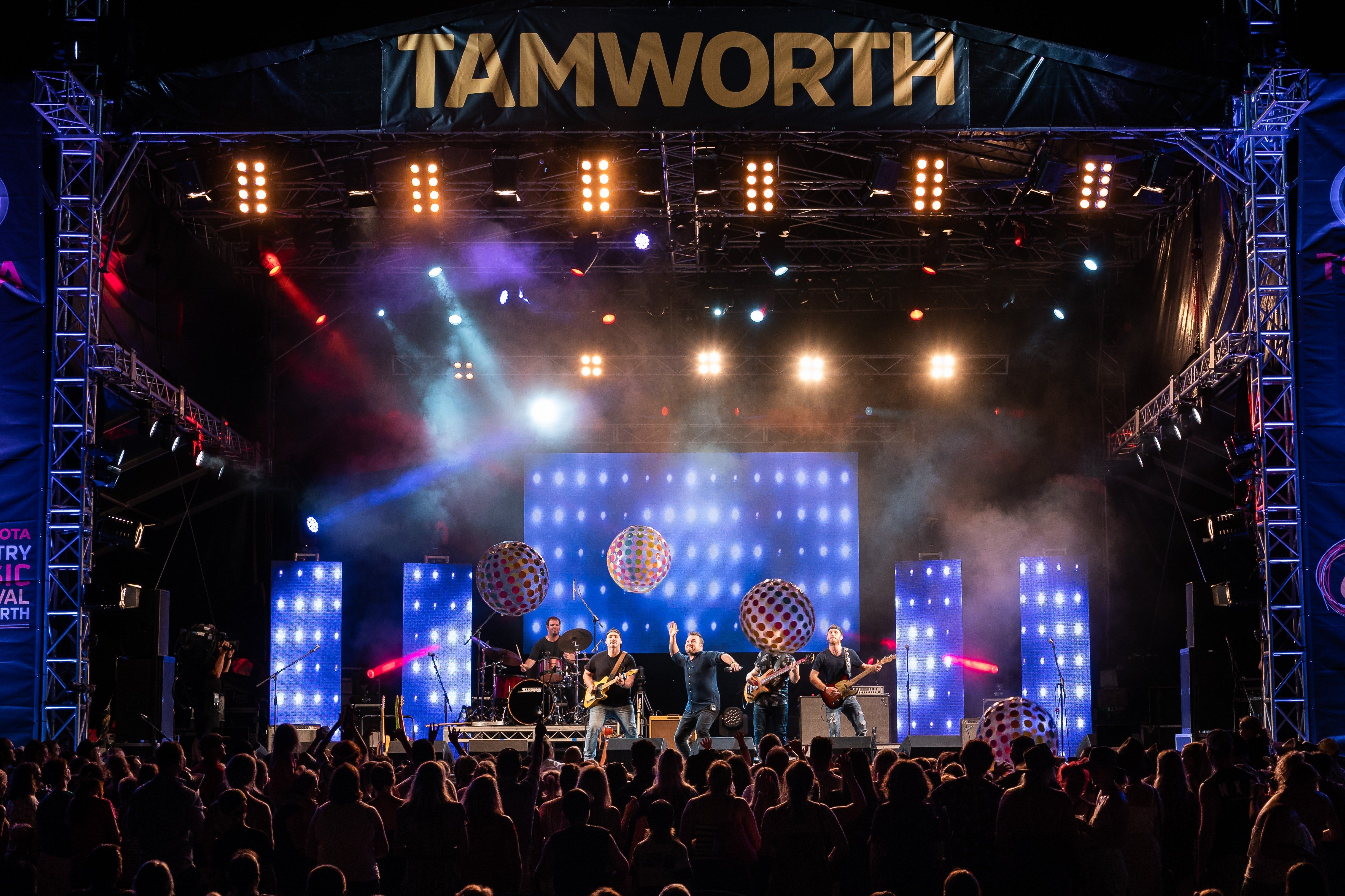 Toyota Country Music Festival Tamworth - Restaurants Sydney