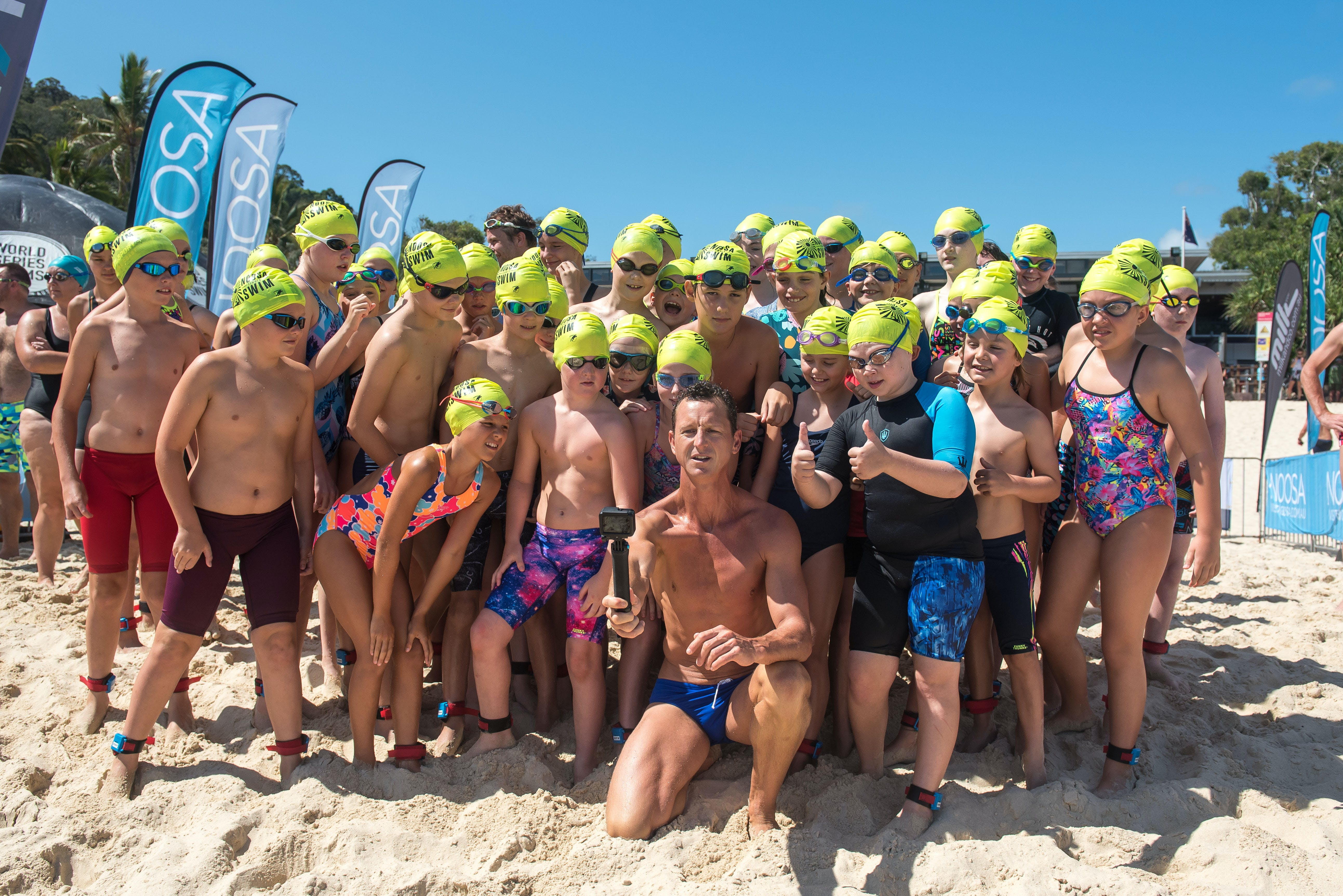 Noosa Summer Swim Festival 2021 - Restaurants Sydney