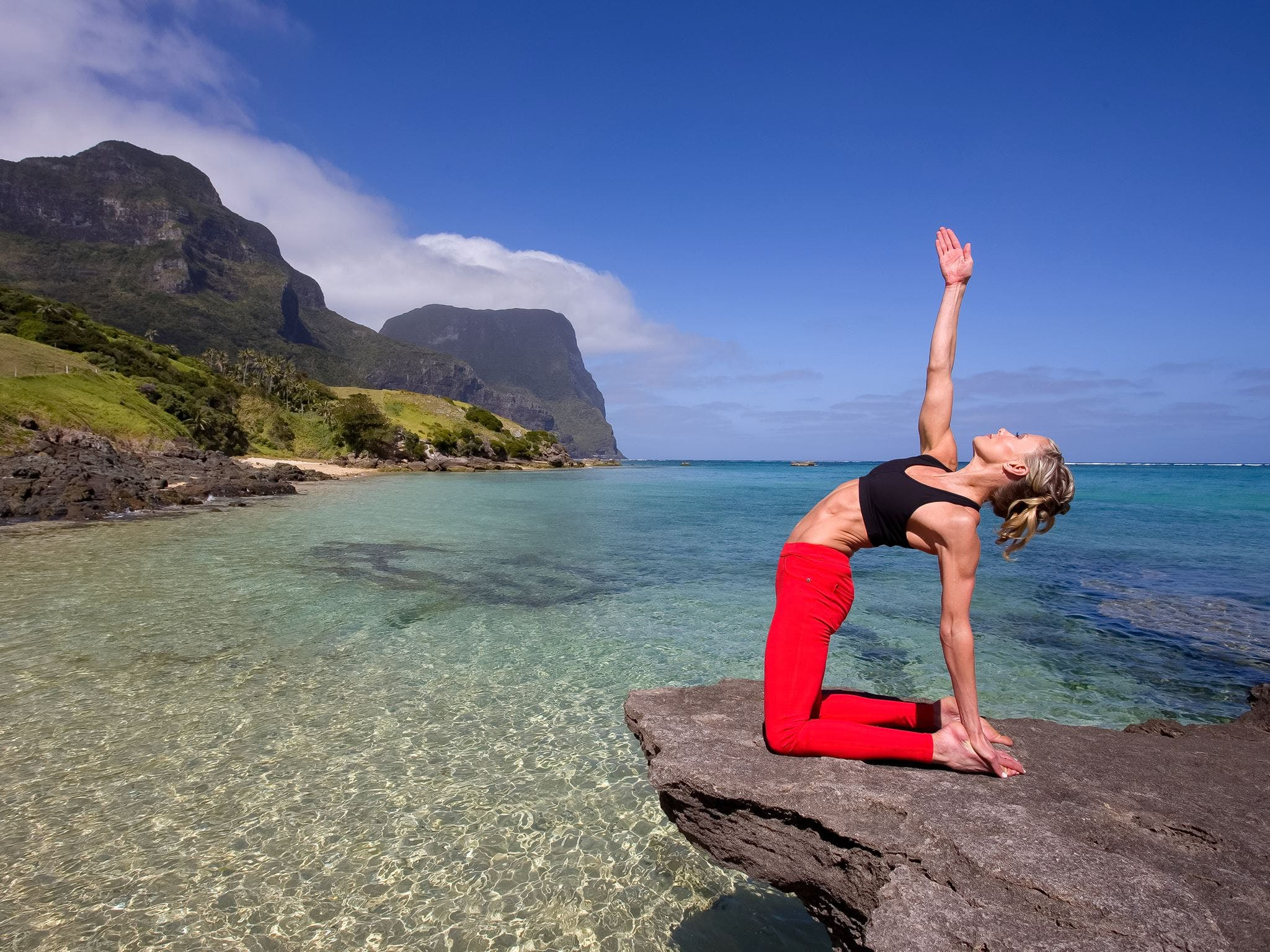 Wellness Week with Charlotte Dodson at Pinetrees Lord Howe Island - Restaurants Sydney