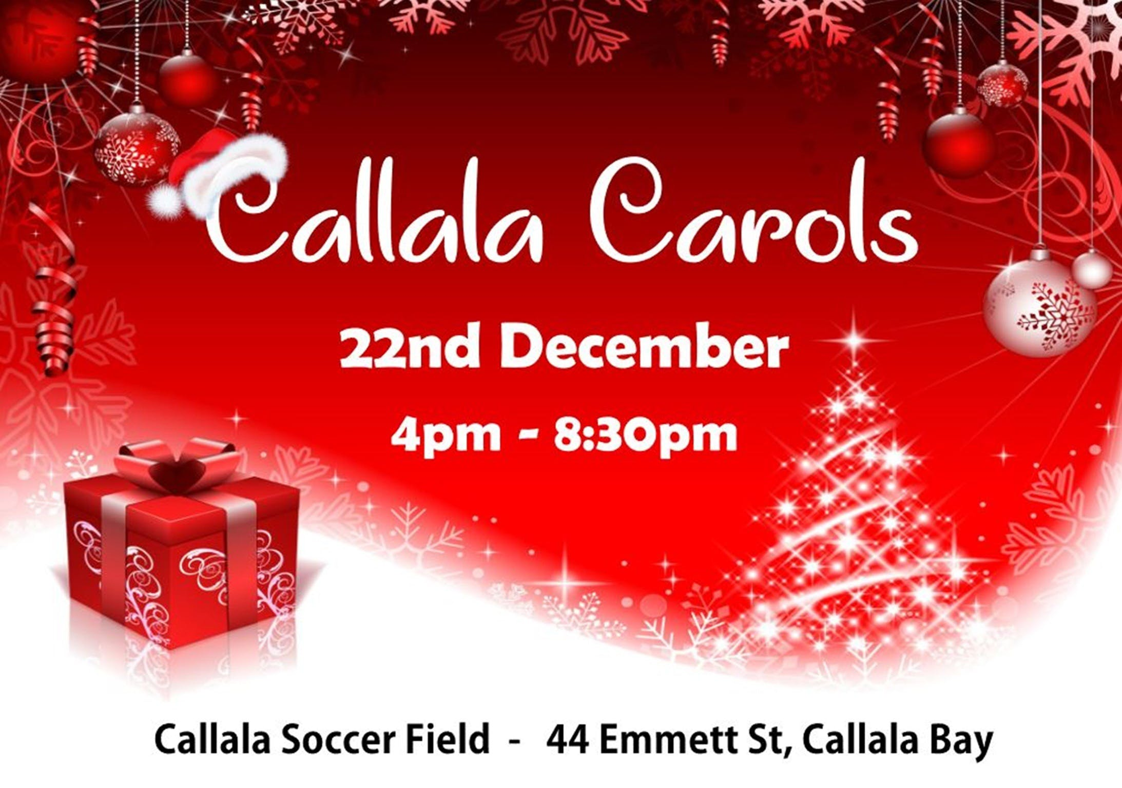 Callala Carols - Restaurants Sydney