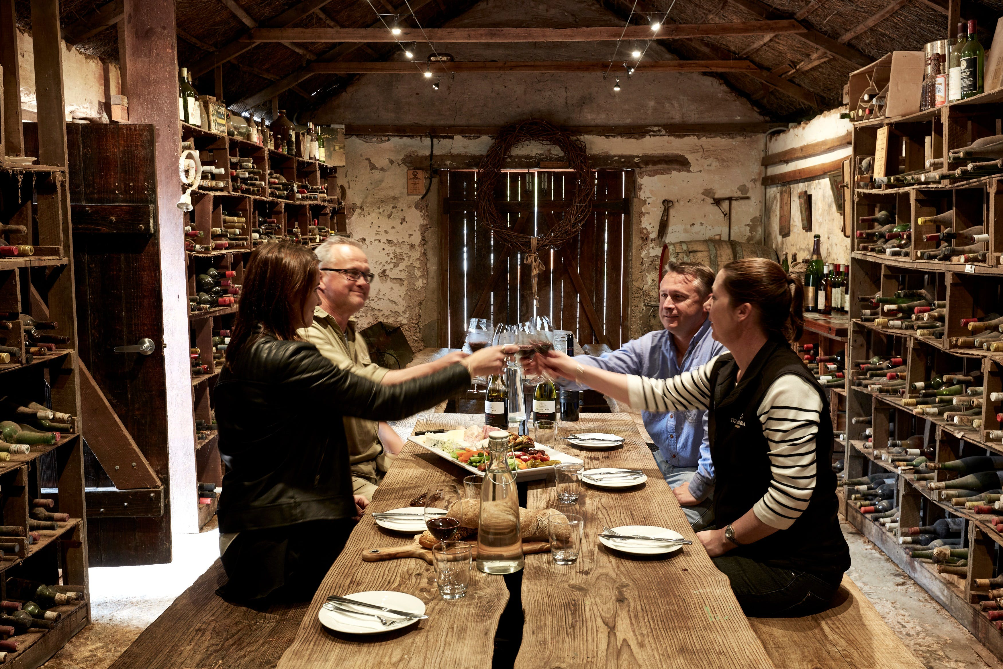 Coonawarra Cellar Dwellers - Restaurants Sydney