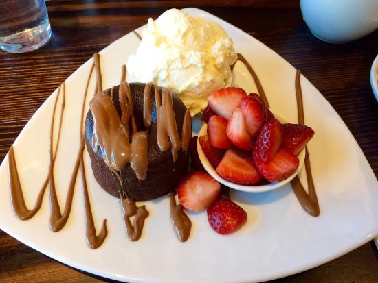 Max Brenner Chocolate Bar - Restaurants Sydney