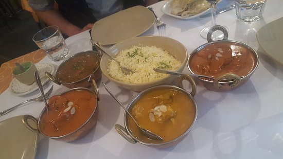 Tandoori  Curry Club - Restaurants Sydney