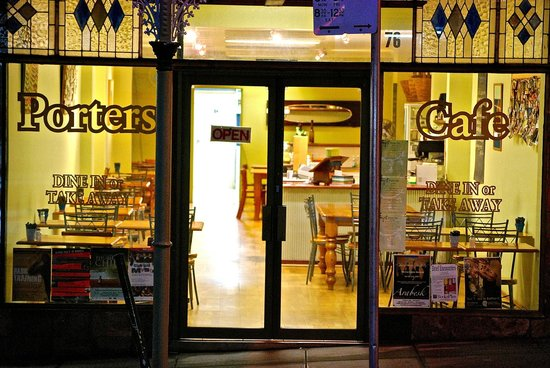 Porters Cafe - Restaurants Sydney