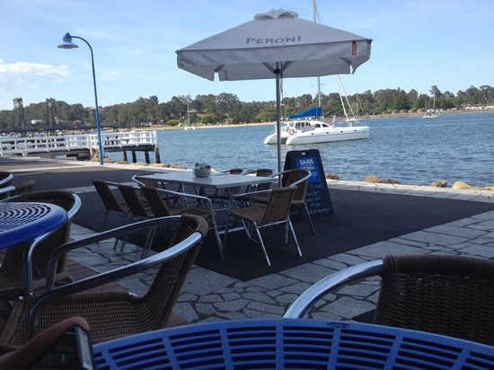 Sam's Pizzeria on the waterfront - Restaurants Sydney