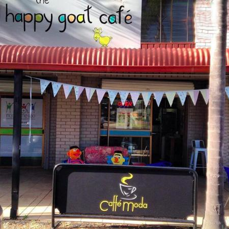 The Happy Goat Cafe - Restaurants Sydney