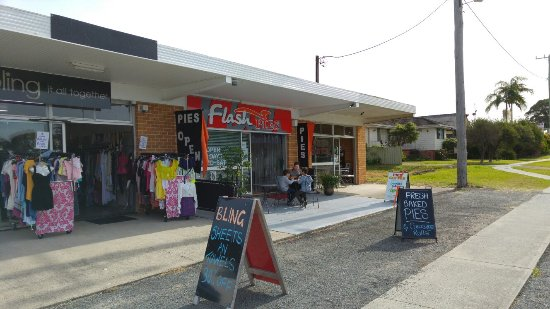 Flash Pies - Restaurants Sydney