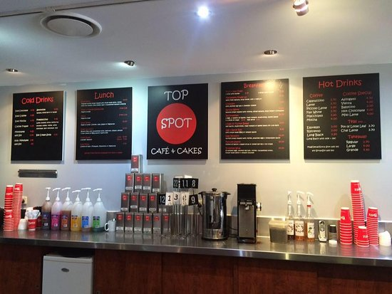 Top Spot Cafe - Restaurants Sydney