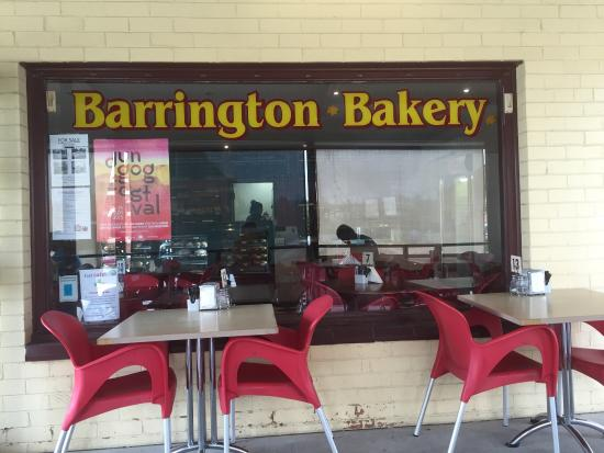 Barrington Bakery - Restaurants Sydney