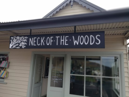 Neck of the Woods - Restaurants Sydney