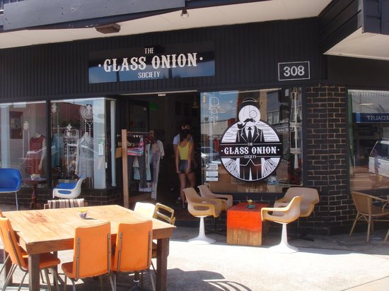 The Glass Onion Society - Restaurants Sydney