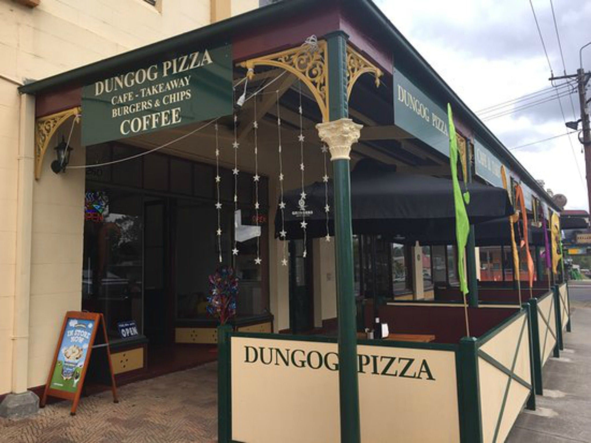 Dungog Pizza - Restaurants Sydney