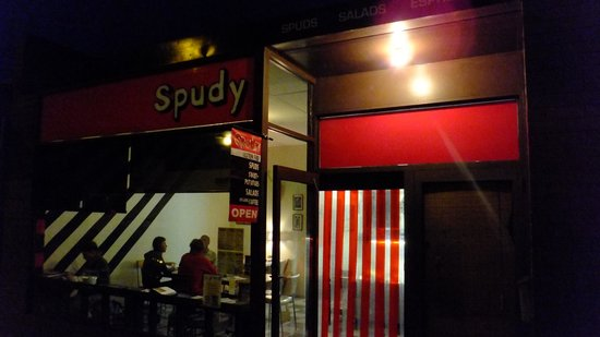 Spudy - Restaurants Sydney