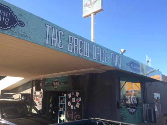 The Brew Drive Thru - Restaurants Sydney