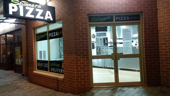 Spinners Pizza - Restaurants Sydney