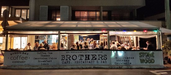 Brothers Cafe Restaurant  Bar - Restaurants Sydney
