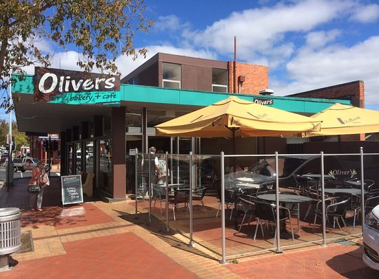 Olivers Bakery  Cafe - Restaurants Sydney