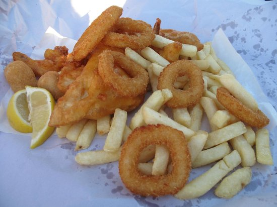 The Jetty Seafood Shack - Restaurants Sydney