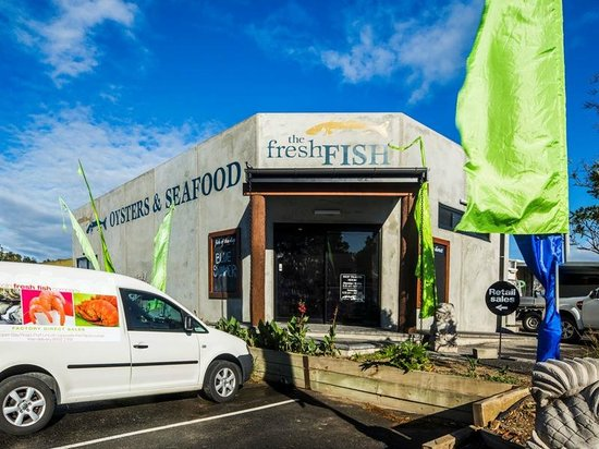 The Fresh Fish Place - Factory Direct Seafood - Restaurants Sydney
