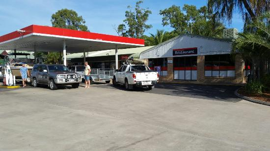 Caltex Agnes Water - Restaurants Sydney