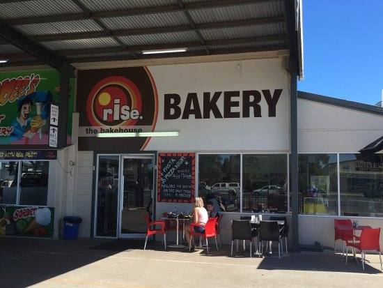 Rise The Bakehouse Biloela - Restaurants Sydney