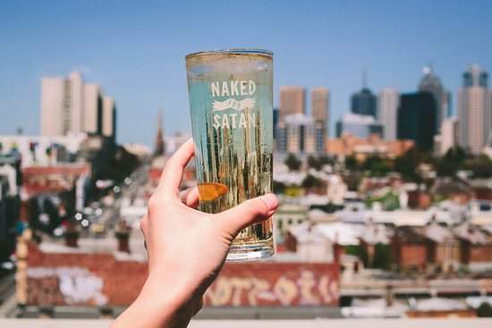 Naked for Satan - Restaurants Sydney